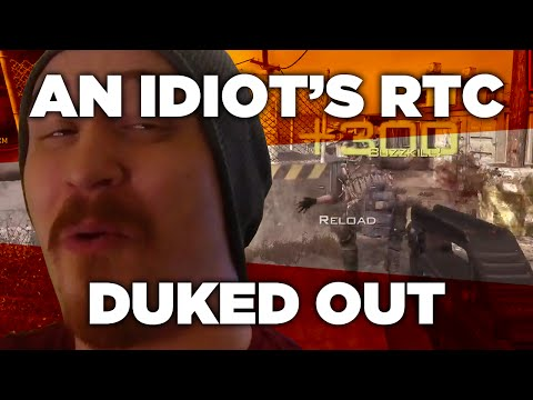An Idiot Does A Call Of Duty RTC: Duked Out