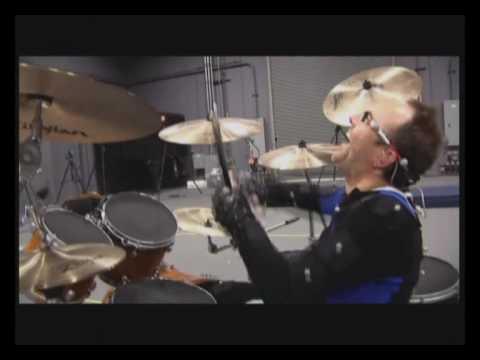Lars Ulrich Fails Shortest Straw Motion Capture (Guitar Hero: Metallica)