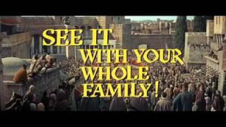 Ben-Hur Theatrical Trailer