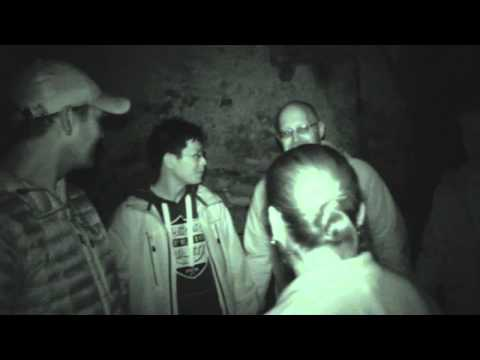 Landguard Fort ghost hunt - 13th June 2015 - Session 2