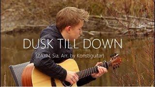 Video Dusk Till Dawn (ZAYN, Sia) Fingerstyle Guitar Cover by Konstiguitar download MP3, 3GP, MP4, WEBM, AVI, FLV Maret 2018
