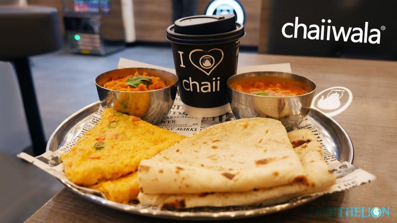 Chaiiwala Halal Indian Street Food Coventry Road Birmingham