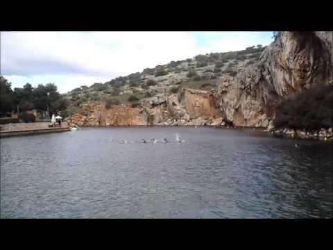 NUVENTI SWIM TRAINING, Vouliagmeni Lake, Athens, Greece