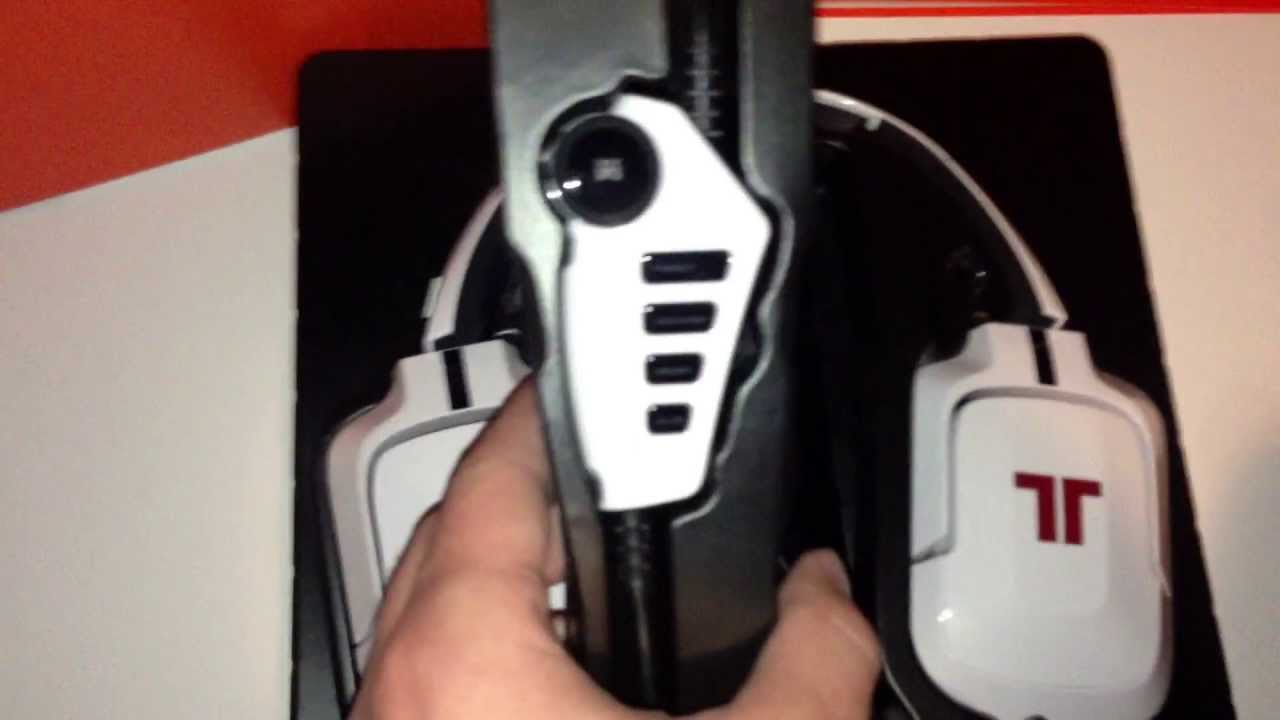a40632b19ce Tritton Pro + true 5.1 Surround Sound Headset Unboxing And Review ...