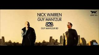 Nick Warren b2b Guy Mantzur Live at The Cat Dog 18 06 2015