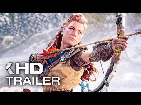 HORIZON 2: FORBIDDEN WEST Trailer (2021) PS5