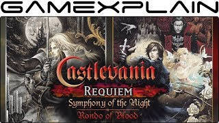 Castlevania Requiem Revealed; Coming October 26th!
