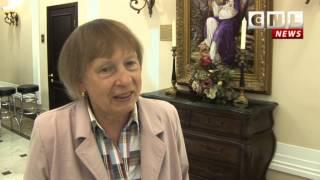CNLNEWS: Служение исцеления Мэрилин Хикки(В московской церкви «Благая Весть» провела служение исцеления Мэрилин Хикки. В зале царила атмосфера веры..., 2015-06-25T18:54:39.000Z)