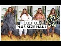 BOOHOO PLUS SIZE FASHION HAUL - SPRING COLLECTION