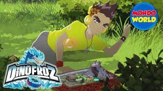UNEXPECTED HELP Dinofroz episode 10 EN