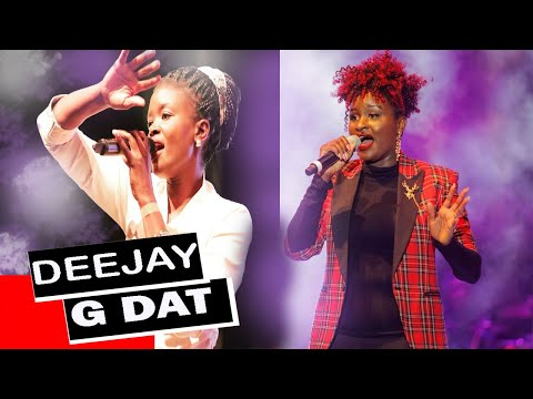 Mercy Masika and Eunice njeri Mix (kenyan worship mix) - DJ G DAT
