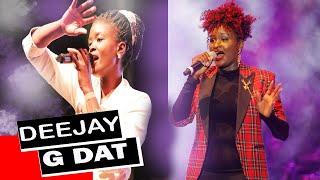 Mercy Masika and Eunice njeri Mix (kenyan worship mix) - DJ G DAT