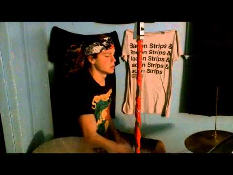 young wild and free drum cover