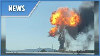 BREAKING: Bologna explosion near airport