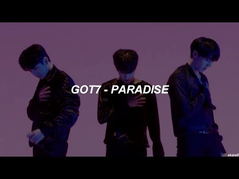 GOT7 - Paradise // Sub. español