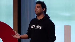 The perfect recipe for a deep conversation  Ronsley Vaz  TEDxUQ