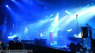Biffy Clyro - Biblical [live] @ Huxleys Neue Welt in Berlin 25.02.2013