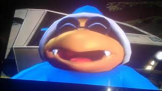 cody goes to the sun and bowser jr goes to the sun