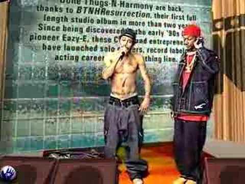 Bone Thugs N Harmony - Resurrection (paper paper) @ launch