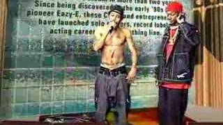 Bone Thugs N Harmony - Resurrection (paper paper) @ launch