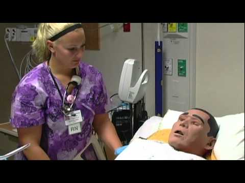 Simulation Training for Nursing Orientation