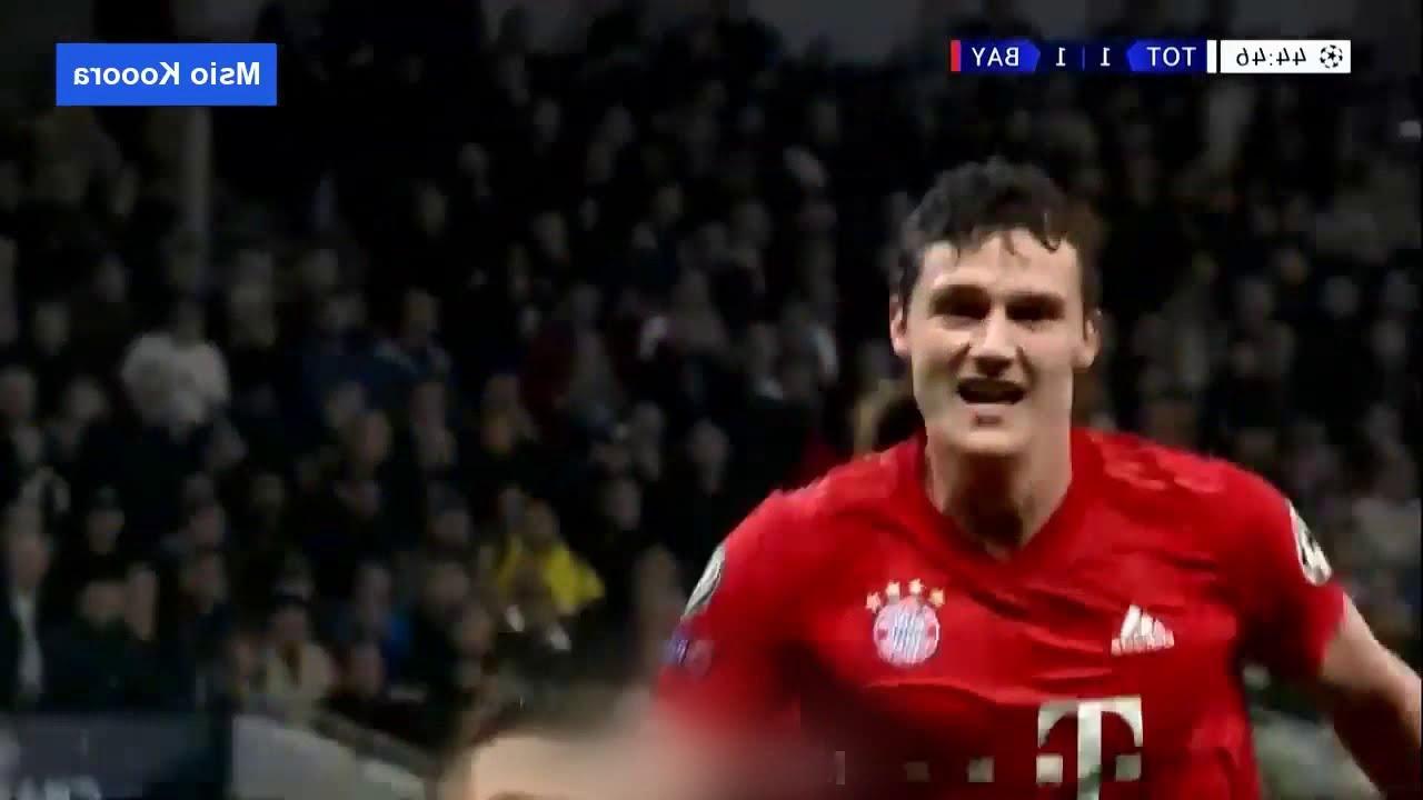 Тоттенхэм-Бавария обзор матча 2-7;Tottenham Bayern match review 2 7