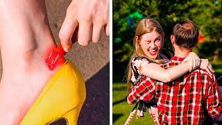 29 EASY BREEZY TRICKS EVERY GIRL SHOULD KNOW! | Brilliant life-saving hacks