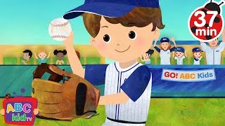 Take Me Out to the Ball Game + More Nursery Rhymes & Kids Songs - CoComelon