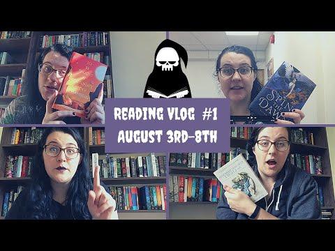 Give Me More Dragon Books! | Reading Vlog #1