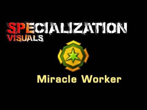 Miracle Worker Specialization Visuals – Star Trek Online
