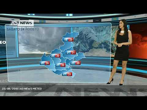 23/08/2019 | A3 NEWS METEOA3 NEWS Veneto 2...