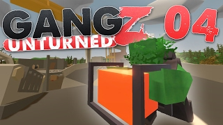 Unturned GangZ | Best Horde Beacon Location!! | Ep. 04 ( Washington )