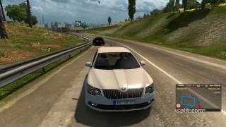 Euro Truck Simulator 2 Multiplayer Funny Accidents   Reports