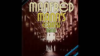 """Self titled debut from Manfred Mann's Earth Band: Side one """"Califor..."""