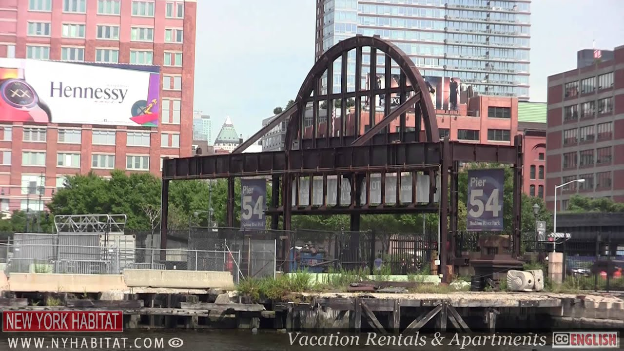 New York City Video tour of the Meatpacking District Manhattan Part 1