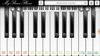 muharram ringtone 2018 noha played on mobile piano by zsk