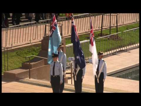 Reserve Forces Day Parade 2016