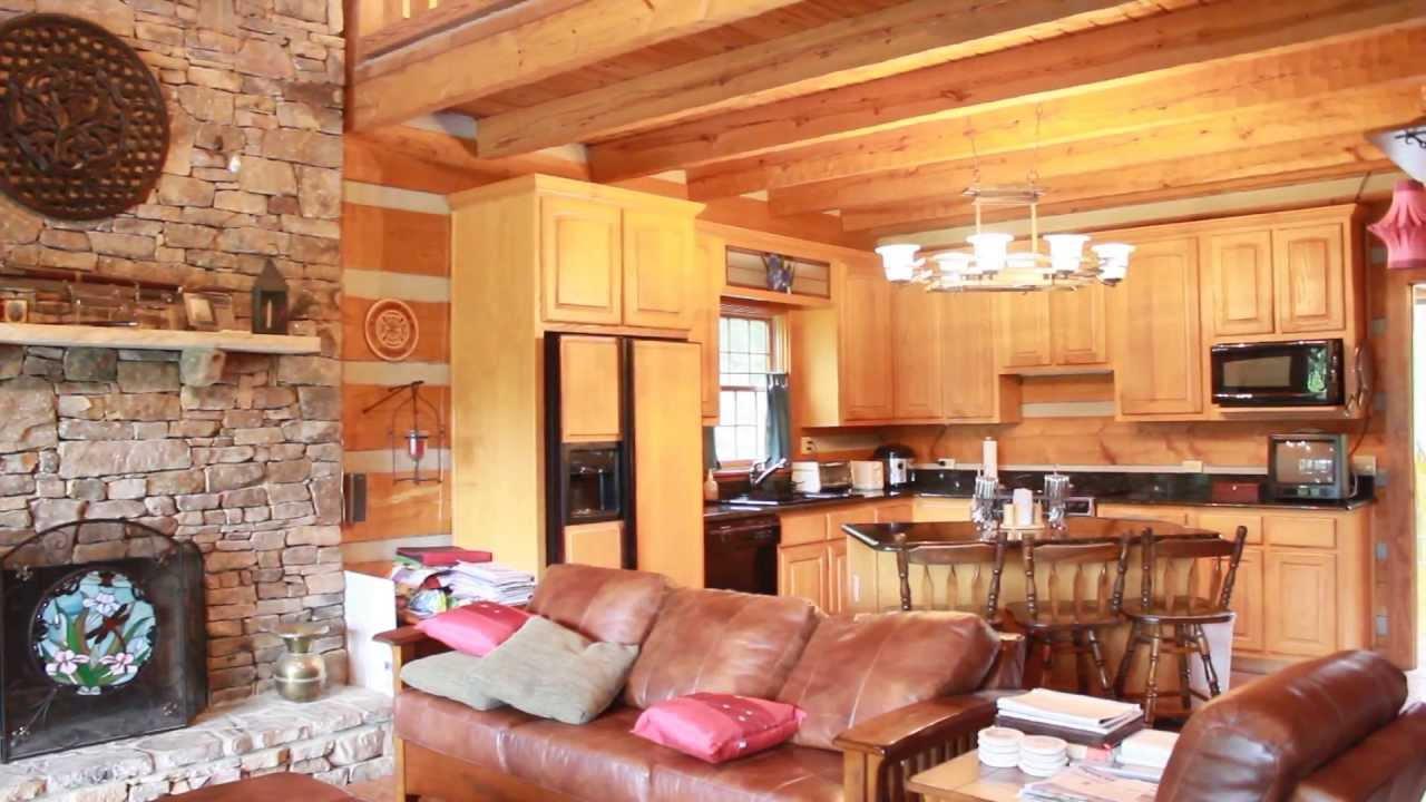 Rustic Luxury Cabin in Kingston, TN