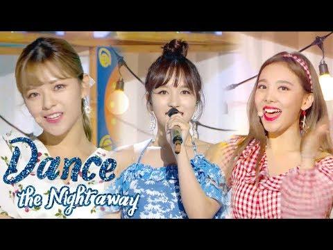 [Comeback Stage] TWICE - Dance The Night Away , 트와이스 - Dance The Night Away Show Music Core