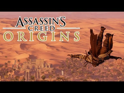 Assassin's Creed Origins Indonesia - MENUJU KE KOTA BARU #4 | ZimzAjaib