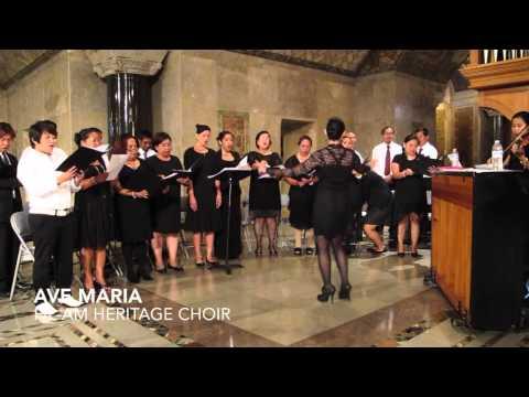 Chorus with Instrumentation