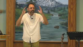 """What's In a Name, Pt. 4 - Jehovah Nissi - """"The Lord is My Banner"""""""