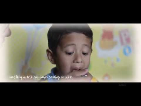 Wonder years Montessori advertisement.