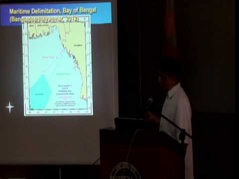 The State of Play in International Maritime Boundary Delimitation Law | Prof. Jay L. Batongbacal