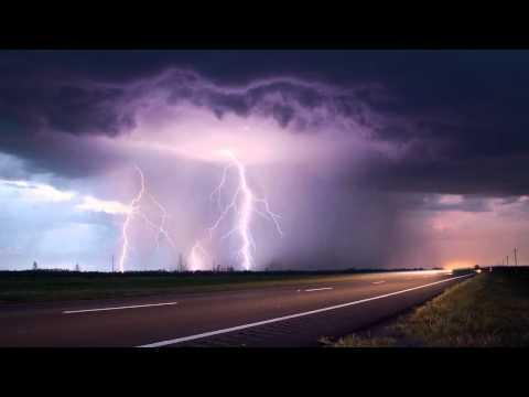 Epic Lightning Storm in Georgia