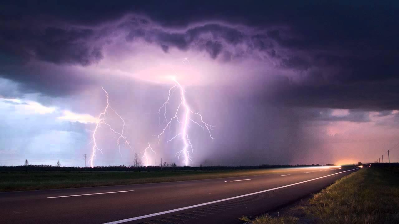 Epic Lightning Storm in Georgia - YouTube