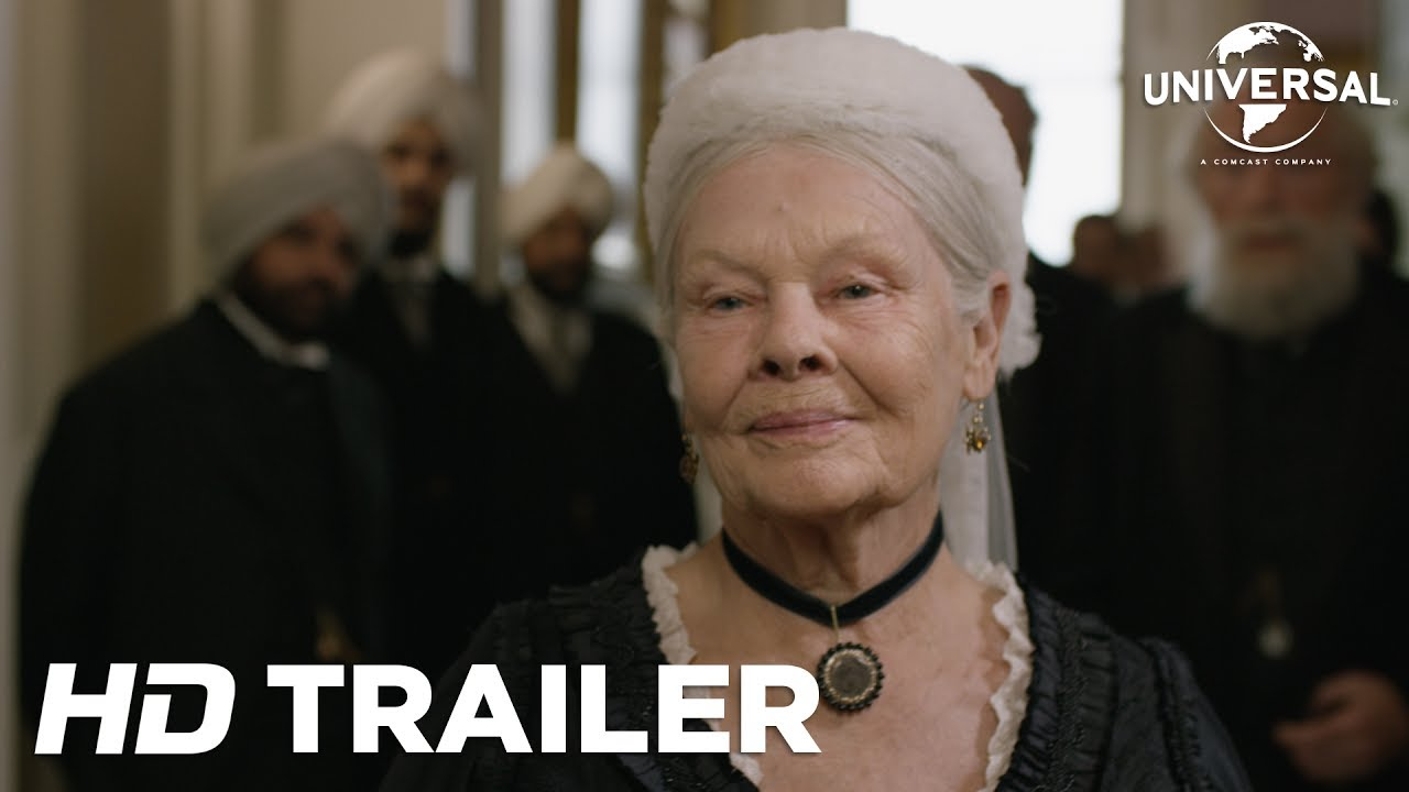 Thumbnail: Victoria & Abdul - Official Trailer 1 (Universal Pictures) HD