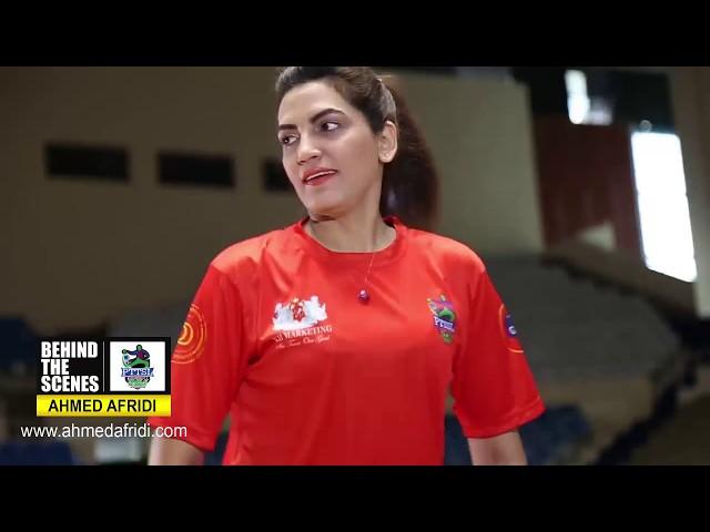 Behind The Scene - Pakistan Super League - Ahmed Afridi