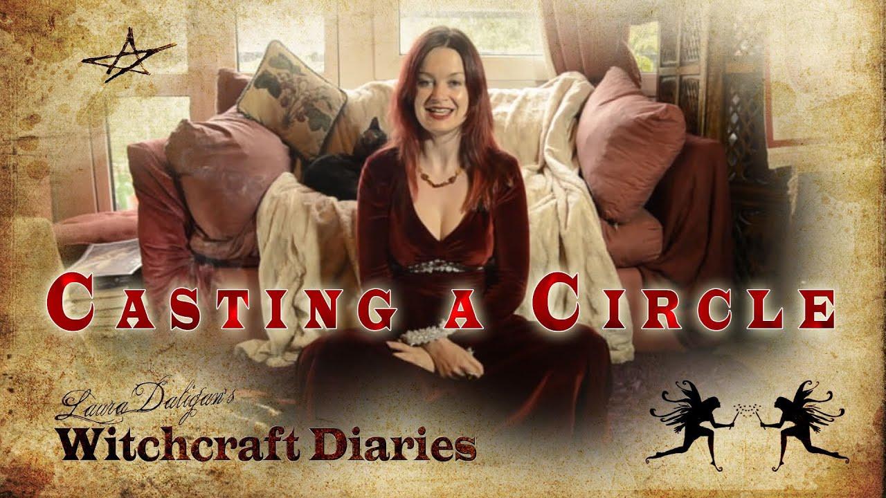 Casting A Circle - Laura Daligan