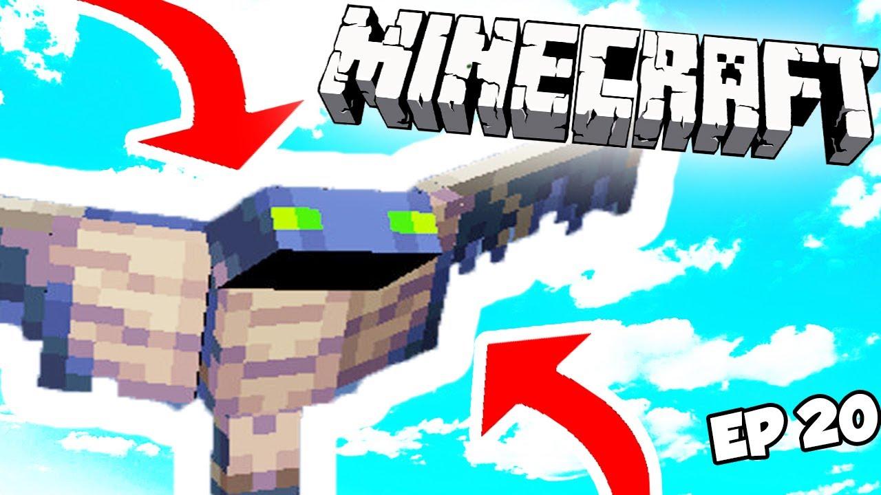 Download Minecraft Survie : J'ai Capturé un PHAMTOM en 1.14 - Ep 20 FR